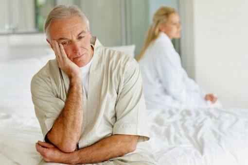 Tuổi tác cao là nguyên nhân yếu sinh lý nam giới