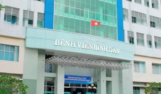 Hiện nay bệnh viện Bình Dân là một trong số các địa chỉ chữa liệt dương tốt nhất tại thành phố Hồ Chí Minh