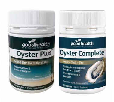 Tinh chất hàu Oyster Plus Goodhealth có tốt không?