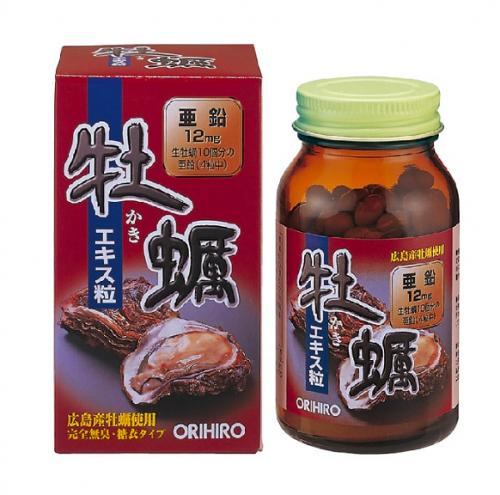 Tinh chất Hàu tươi Nhật Bản Orihiro có tốt không? Giá bao nhiêu? Mua ở đâu?