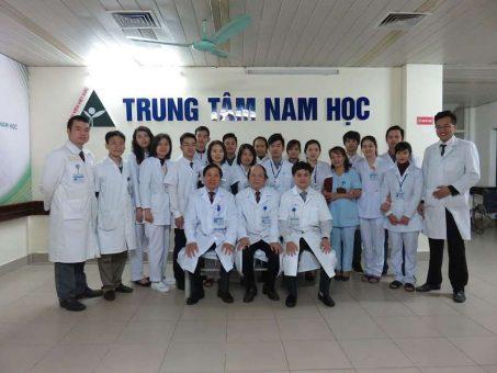 Trung tâm Nam học - Bệnh viện Việt Đức là địa chỉ chữa rối loạn cương dương uy tín