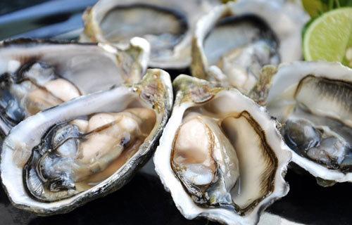 Hàu biển - thực phẩm tăng cường sinh lý rất tốt