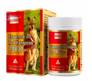 Viên uống Essence Of Red Kangaroo có tốt không? Giá bao nhiêu?