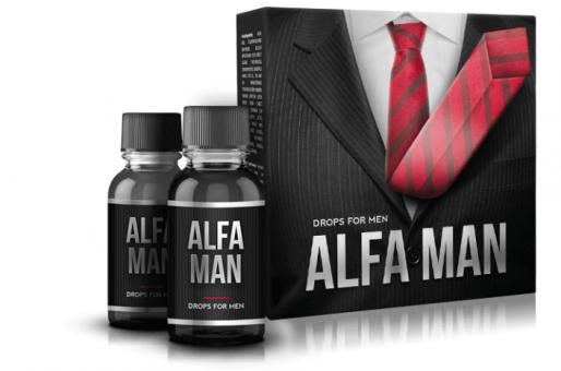 Alfa man - thuốc tăng cường sinh lí và ham muốn tình dục nam
