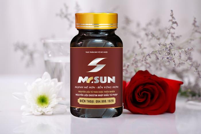 Thành phần, công dụng của Mr Sun (viên uống)