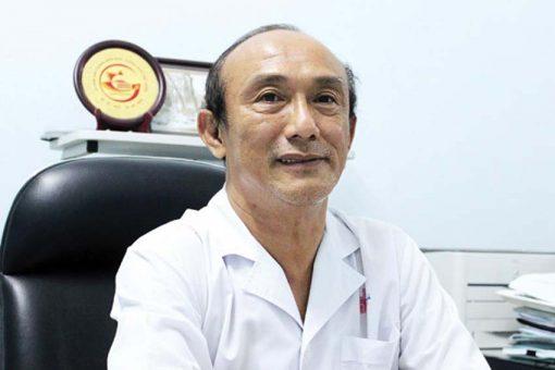 PGS.TS. Bác sĩ Vũ Lê Chuyên - Phó Giám Đốc Bệnh viện Bình Dân