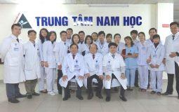 Trung tâm Nam học thuộc Bệnh viện Việt Đức với nhiều chuyên gia hàng đầu cả nước