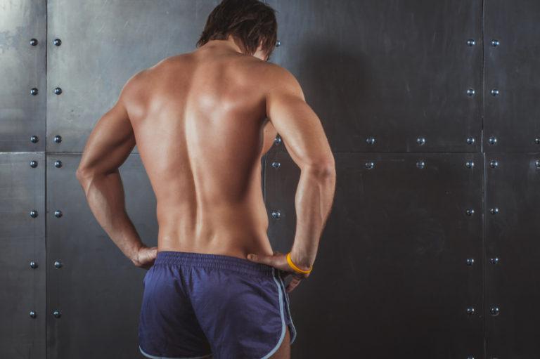 Núm đồng tiền trên lưng là điểm yếu của sinh lý nam