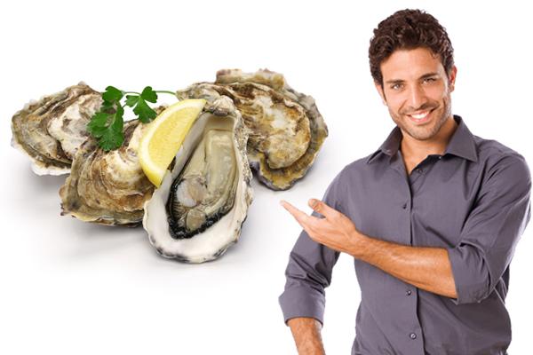 Hàu biển - lựa chọn hàng đầu cho nam giới yếu sinh lý, vô sinh
