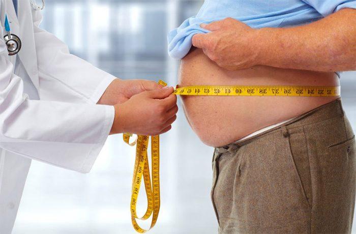 Thừa cân, béo phì là nguyên nhân của hàng loạt vấn đề sức khỏe như tiểu đường, mỡ máu, suy giảm testosterone