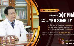 Viên uống Mr Sun – Thực phẩm tăng Testosterone tự nhiên cho nam giới