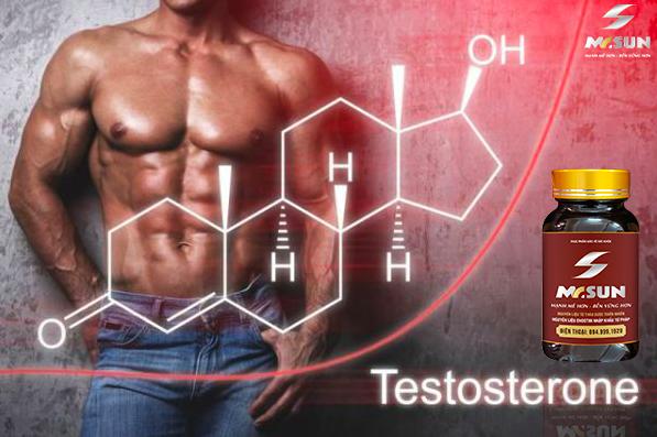 Bổ sung Testosterone tự nhiên giúp sinh lực dồi dào