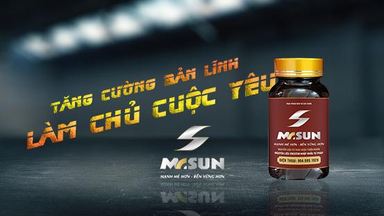 Viên uống tăng cường sinh lý nam cấp tốc Mr Sun hiệu quả nhanh, an toàn