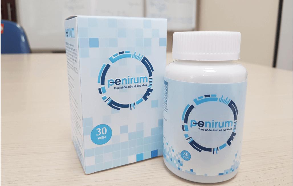 Penirum - tăng cường sức mạnh phòng the cho nam giới