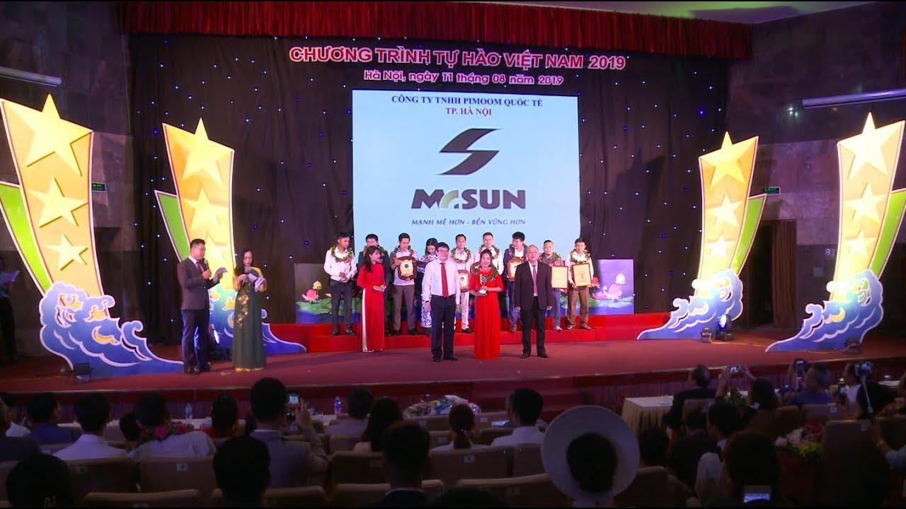 Sản phẩm Mr Sun đạt Cúp vàng Thương hiệu An toàn Vì sức khoẻ cộng đồng năm 2019