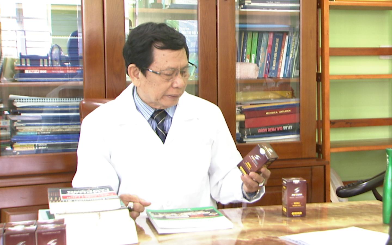 Viên uống Mr Sun được bác sĩ Phạm Hoà Lan khuyên dùng cho nam giới yếu sinh lý, vô sinh, hiếm muộn