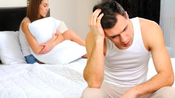 Xuất tinh sớm khiến nam giới mất tự tin trước bạn tình