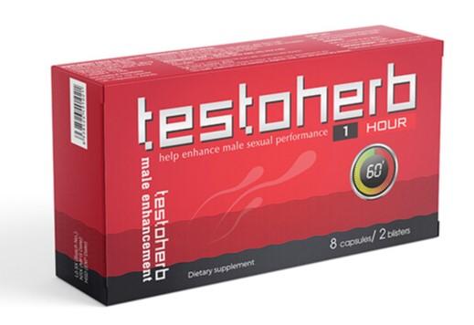 Thuốc chống xuất tinh sớm Testoherb 1hour