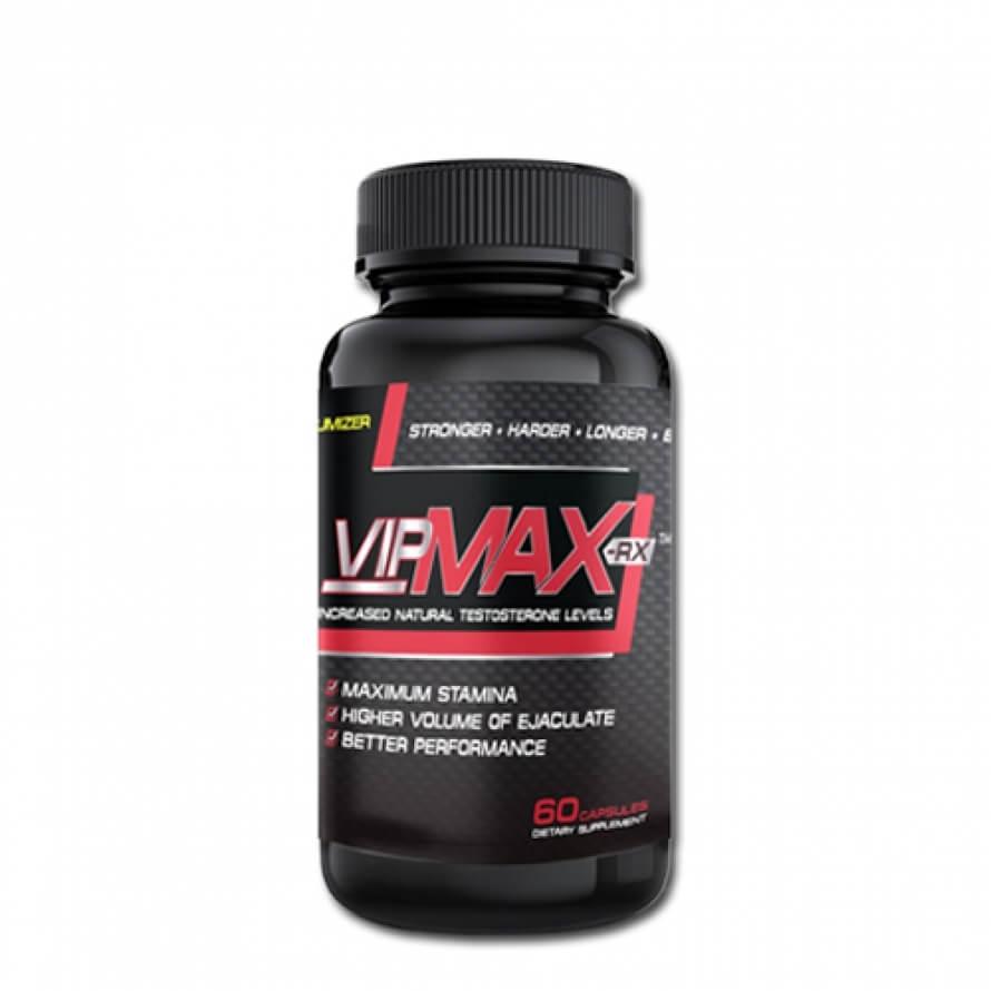 Thuốc xuất tinh sớm dạng viên Vipmax – Rx Hoa Kỳ