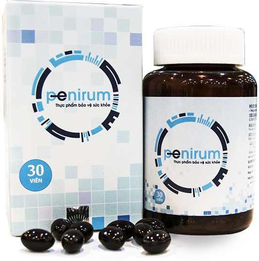 Thuốc tăng cường sinh lực nam Penirum không gây tác dụng phụ bởi 100% chiết xuất từ thiên nhiên