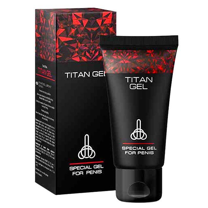 Gel Titan đang là sản phẩm được giới trẻ ưa chuộng khắp mọi nơi nhờ khả năng gia tăng kích thước cậu nhỏ nhanh chóng