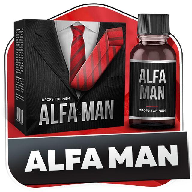 Alfa Man là sản phẩm được chiết xuất và kết hợp của nhiều hoạt chất thảo dược từ 100% tự nhiên