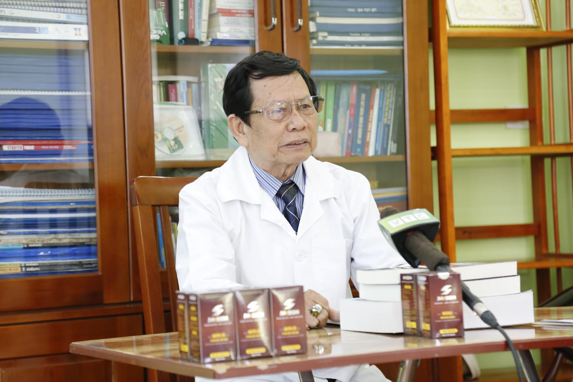 Viên uống Mr Sun được Bác sĩ - Thầy thuốc ưu tú Phạm Hoà Lan khuyên dùng