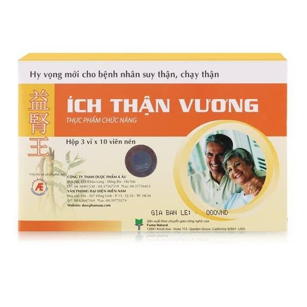 Ích Thận Vương vừa có tác dụng điều trị vừa có khả năng ngăn ngừa suy thận ở những đối tượng có nguy cơ cao