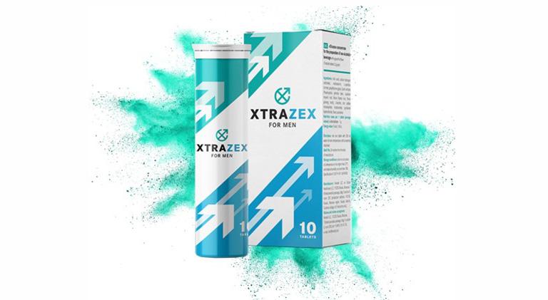 Thuốc Xtrazex - thuốc kéo dài thời gian quan hệ cho nam giới tốt nhất