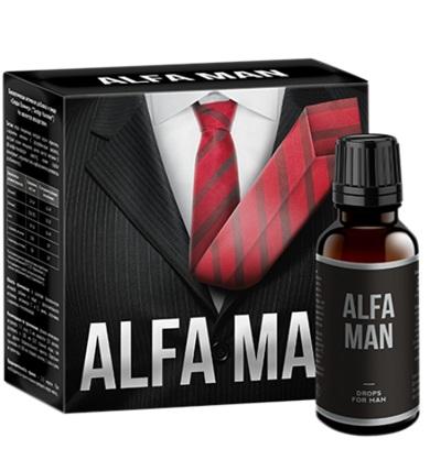 """Alfa man được xem như là """"thần dược"""" cường dương cho nam giới"""