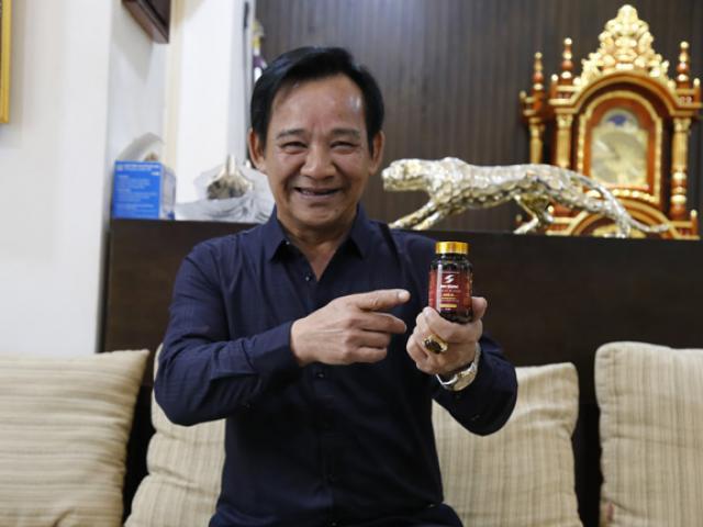 Nghệ sĩ ưu tú, Diễn viên hài Quang Tèo tin tưởng sử dụng TPBVSK Mr Sun
