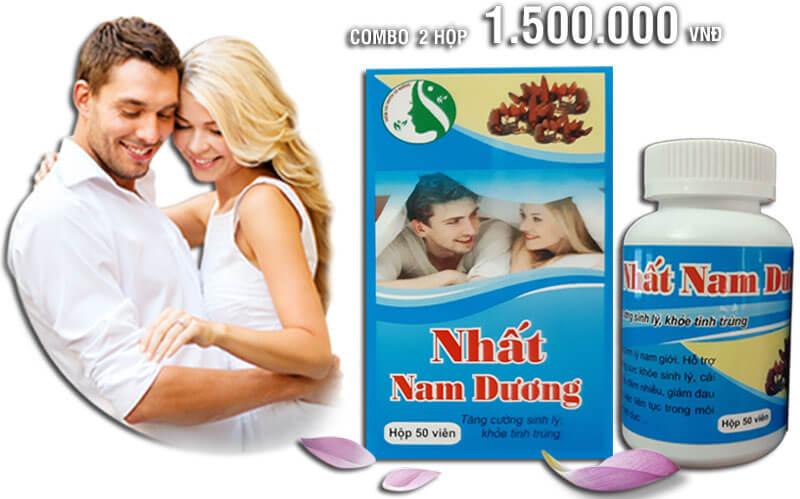 Giá bán Nhất Nam Dương khi mua combo