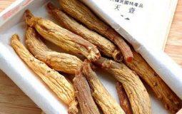 Nhân sâm Thổ Cao Ly thành phần được bán trên thị trường với giá khoảng 6 triệu/ hộp