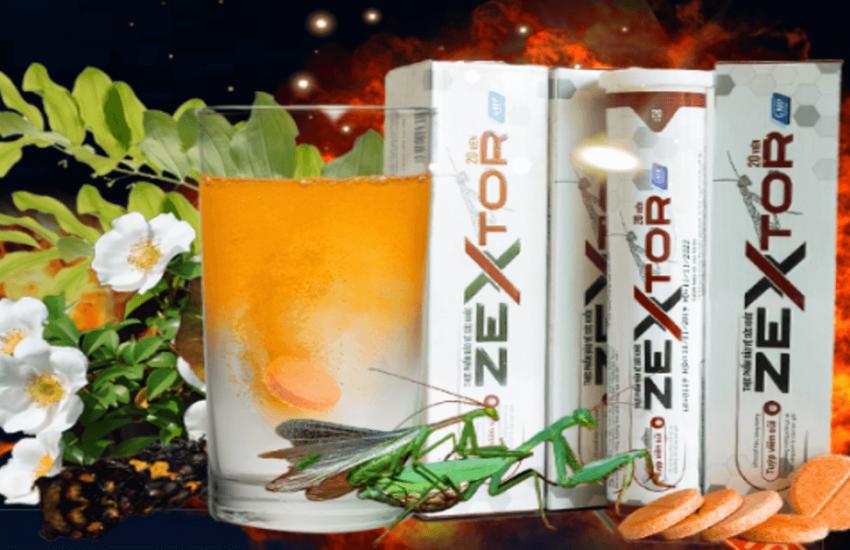 Giá bán sản phẩm Zextor tăng cường sinh lý đang được khuyến mãi với giá 779.000 VNĐ/hộp