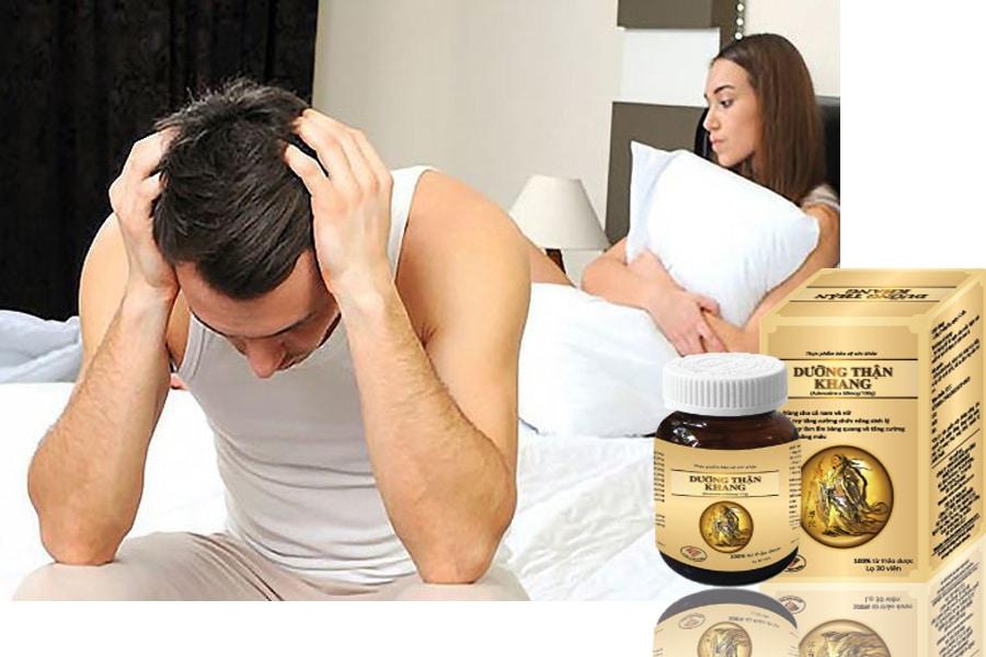 Dưỡng Thận Khang dùng được cho cả nam và nữ bị suy giảm chức năng sinh lý