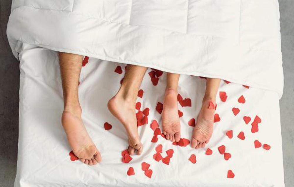 Hãy chọn lựa một không gian lãng mạn, thoải mái cho lần quan hệ đầu tiên