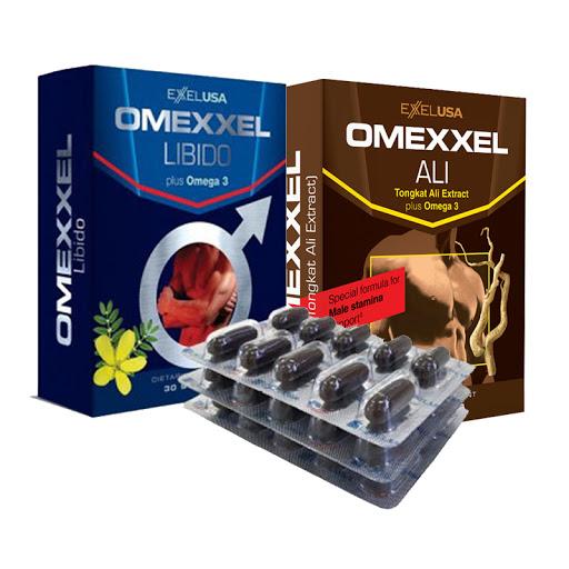 Thuốc tăng cường sinh lý của Mỹ Omexxel Ali có thể sử dụng cho nam giới trên 12 tuổi