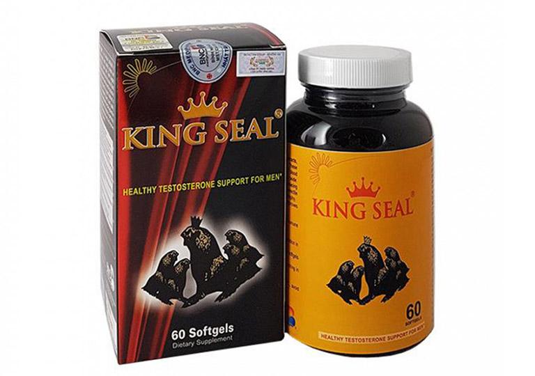 King Seal hay còn được người tiêu dùng Việt biết đến với cái tên Vua Hải Cẩu là thuốc tăng cường sinh lý nam nổi tiếng được nhiều nam giới tin dùng