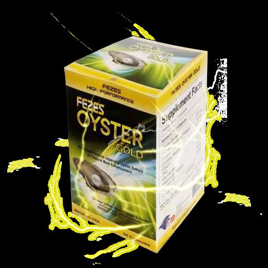 Viên uống tăng cường chức năng sinh lý nam giới Oyster Gold được sản xuất tại công ty Eagle Chemical INC